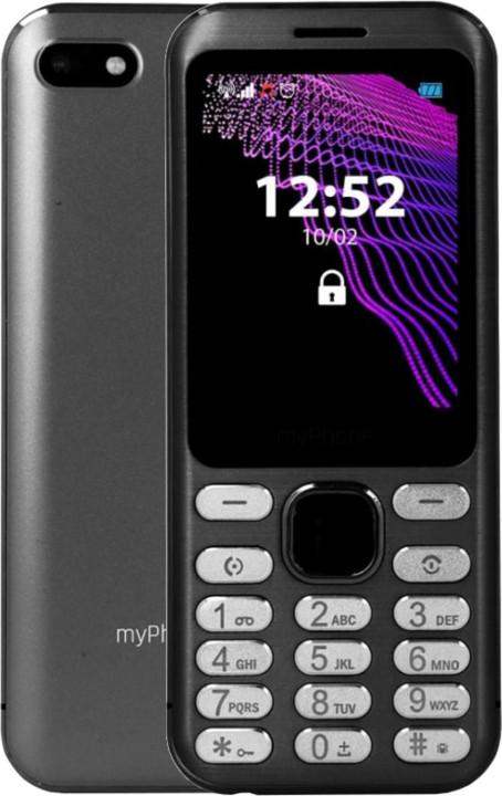myPhone Maestro, Black