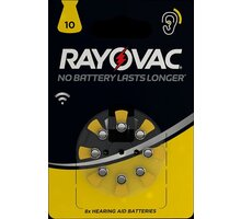 VARTA Rayovac HAB10 baterie do naslouchadel, 8ks - 4610745418