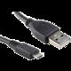 Gembird micro USB 2.0 AM-MBM5P, 1m