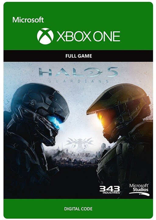 Halo 5 Guardians: Standard Edition (Xbox ONE) - elektronicky