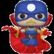Figurka Funko POP! Marvel: Infinity Warps - Soldier Supreme