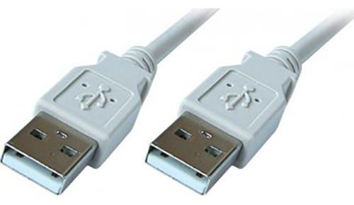 PremiumCord USB 2.0 A-A M/M 5m propojovací kabel