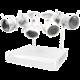 EZVIZ ezWireless KIT, CS-X5C-4EU/1T + 4x ezTube Pro