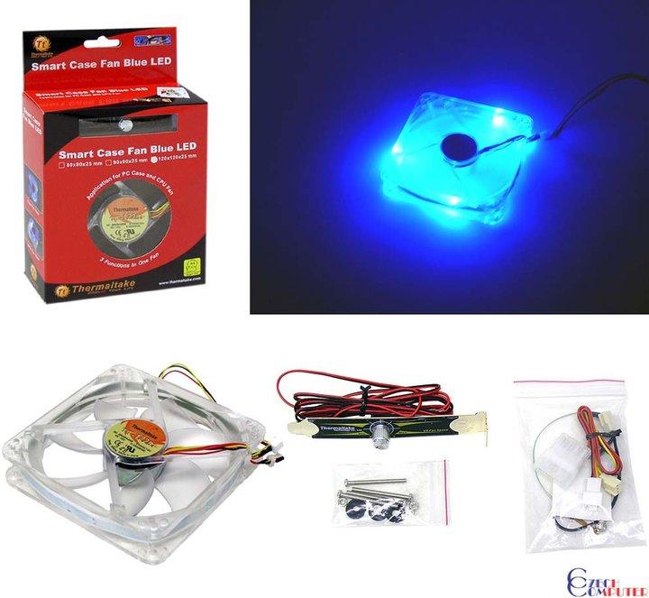 Thermaltake Smart Case Fan Blue LED A2018