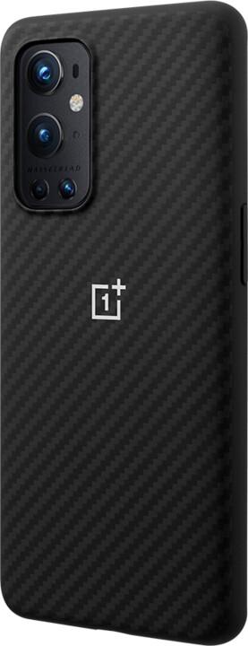 OnePlus ochranný kryt Karbon pro OnePlus 9 Pro, černá