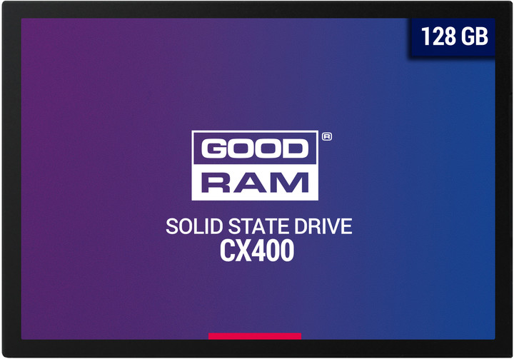 "GOODRAM CX400, 2,5"" - 1TB"