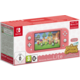 Nintendo Switch Lite, růžová + Animal Crossing: New Horizons