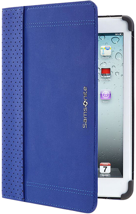 Samsonite Tabzone - iPAD MINI 3&2 PUNCHED, modrá