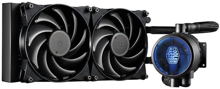 Coolermaster MasterLiquid Pro 240, vodní chlazení
