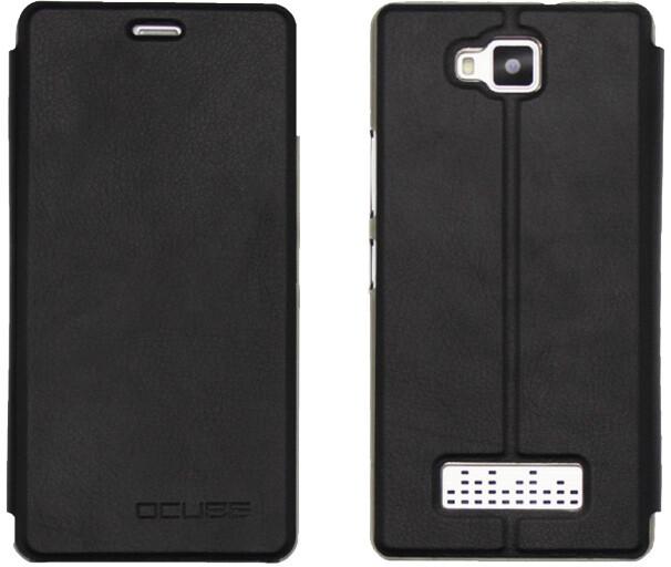 CUBOT MAX Flip Case, černá