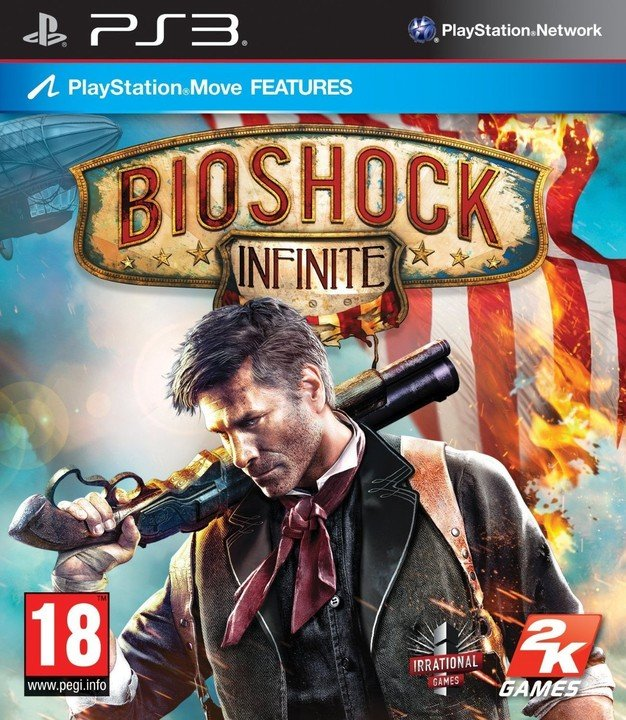 BioShock: Infinite (PS3)