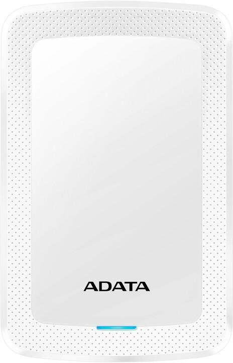 ADATA HV300 - 5TB, bílá