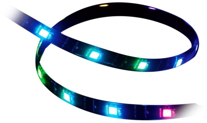 Akasa ARGB pásek Vegas MBA, 15x LED, 7x magnet, 60cm, 5V