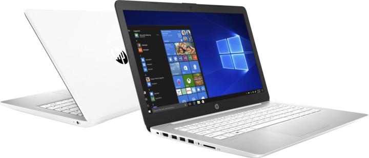 HP Stream (14-ds0004nc), bílá + Office 365 Personal