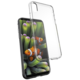 EPICO TWIGGY GLOSS ultratenký plastový kryt pro iPhone X - bílý transparentní