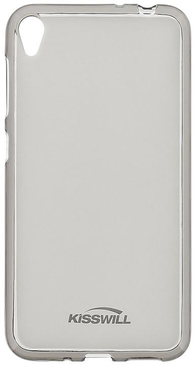 Kisswill TPU pouzdro pro Asus ZenFone Live ZB501KL, černá