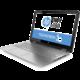 HP Envy x360 (15-w005nc), stříbrná