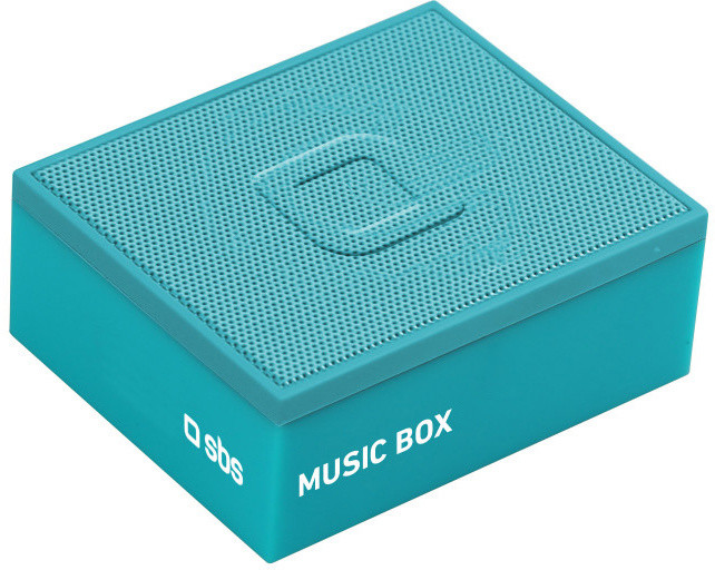 SBS Music Box, tyrkysová
