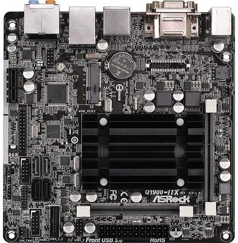 ASRock Q1900-ITX - Intel J1900