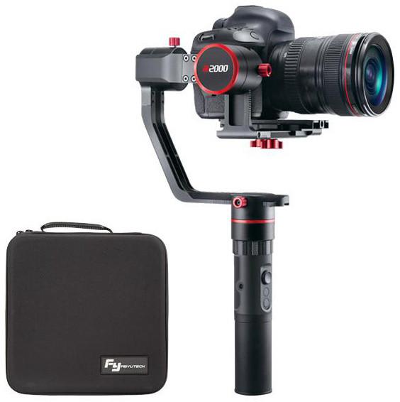 FeiyuTech a2000 stabilizátor s 3osou stabilizací pro fotoaparáty