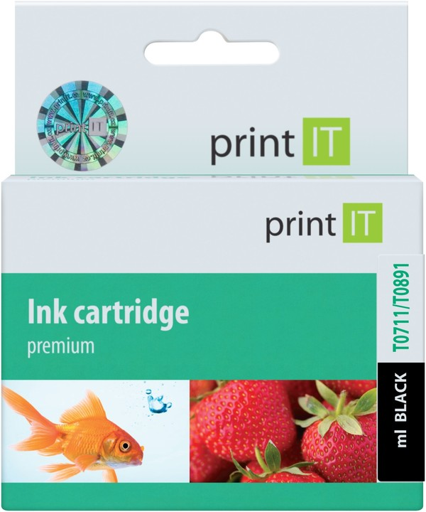 PRINT IT alternativní Epson T0711 D78/DX4000/DX5000/DX6000/DX7000F