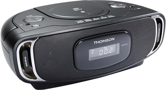 Thomson RCD400BT, černá