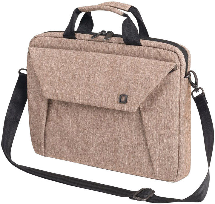 "Dicota Slim Case EDGE - Brašna na notebook - 15.6"" - sandstone"