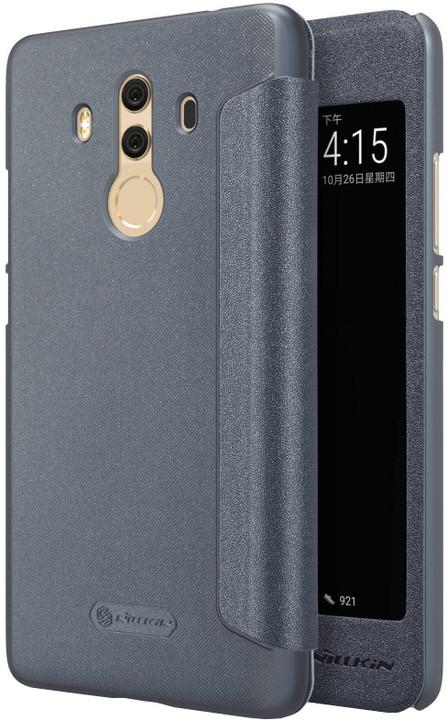 Nillkin Sparkle S-View pouzdro pro Huawei Mate 10 Pro, Black