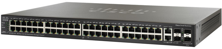 Cisco switch SF500-48