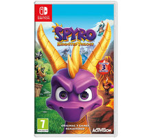 Spyro Reignited Trilogy (SWITCH) - 5030917284540