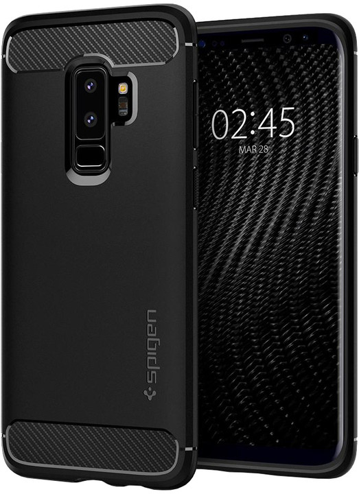 Spigen Rugged Armor pro Samsung Galaxy S9+, black