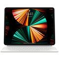 """Apple ochranný kryt s klávesnicí Magic Keyboard pro iPad Pro 12.9"""" (5.gen), CZ, bílá"""
