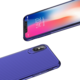 Mcdodo Travel zadní kryt pro Apple iPhone X/XS, modrá