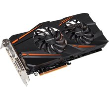 GIGABYTE GeForce GTX 1070 WINDFORCE OC, 8GB GDDR5