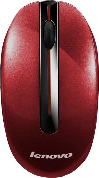 Lenovo N3903A, červená