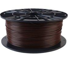 Filament PM tisková struna (filament), PLA, 1,75mm, 1kg, hnědá - F175PLA_BR