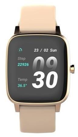 Vivax Smart watch LifeFit, Gold