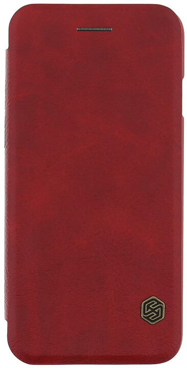 Nillkin Qin Book pouzdro pro iPhone 6/6S - červené