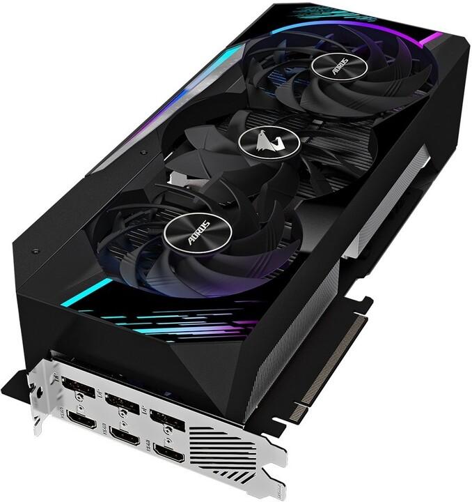 GIGABYTE GeForce AORUS RTX 3080 MASTER 10G, 10GB GDDR6X