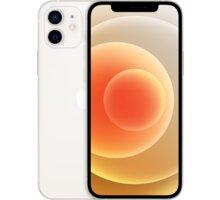 Apple iPhone 12, 128GB, White Connex cestovní poukaz v hodnotě 2 500 Kč + Elektronické předplatné Blesku, Computeru, Reflexu a Sportu na půl roku v hodnotě 4306 Kč + Kuki TV na 2 měsíce zdarma