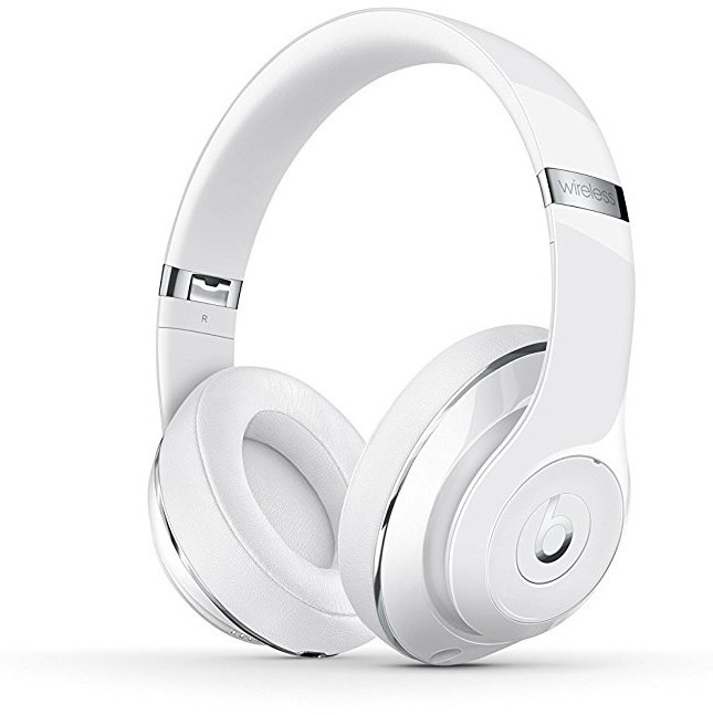 Beats Studio Wireless, lesklá bílá