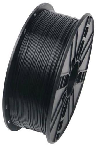 Gembird tisková struna (filament), ABS, 1,75mm, 0,6kg, černá