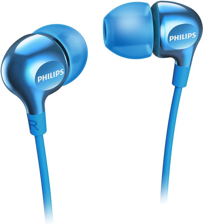 Philips SHE3700LB/00, tyrkysová