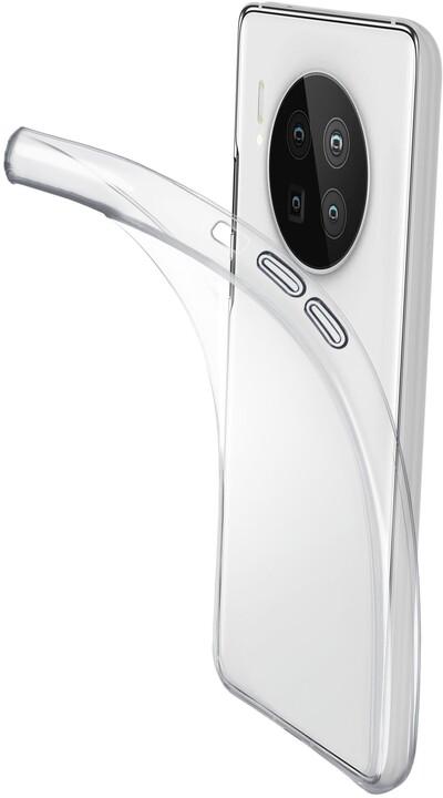 Cellularline extratenký zadní kryt Fine pro Huawei Mate 40 Pro, transparentní