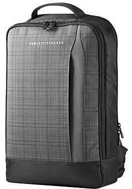 HP Slim Ultrabook Backpack, černá