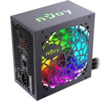 nJoy Freya RGB - 800W PSAT-080ARAF-BU01B