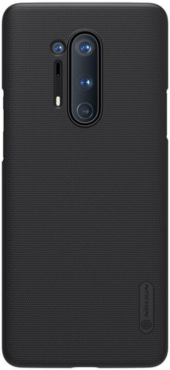 Nillkin zadní kryt Super Frosted pro OnePlus 8 Pro, černá