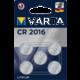 VARTA CR2016, 5ks
