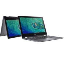 Acer Spin 1 (SP111-34N-P8A4), šedá - NX.H67EC.001