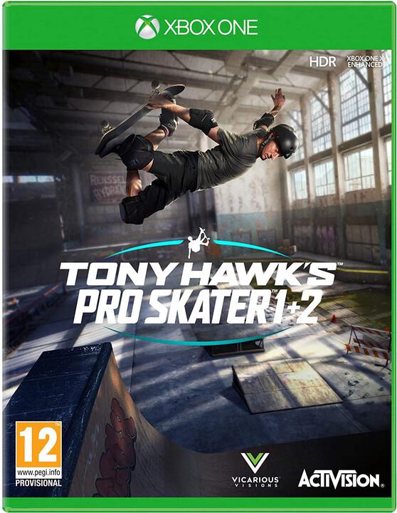 Tony Hawks Pro Skater 1 + 2 (Xbox ONE)